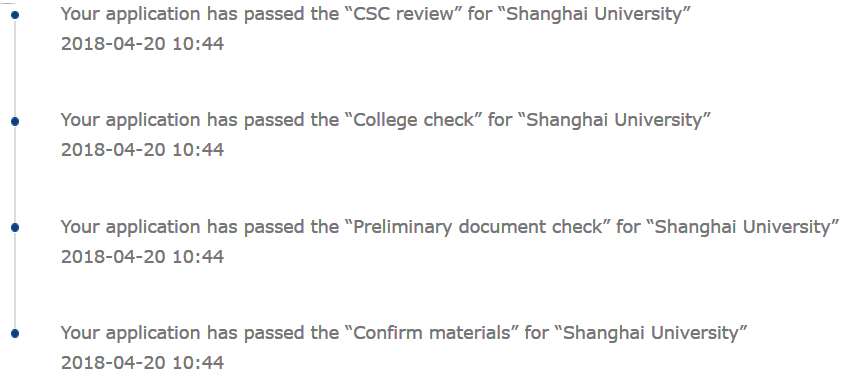 2018 CSC Scholarships - Page 29 - Scholarships for China - CSC